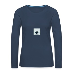 the7Crafter Skin - Frauen Premium Langarmshirt