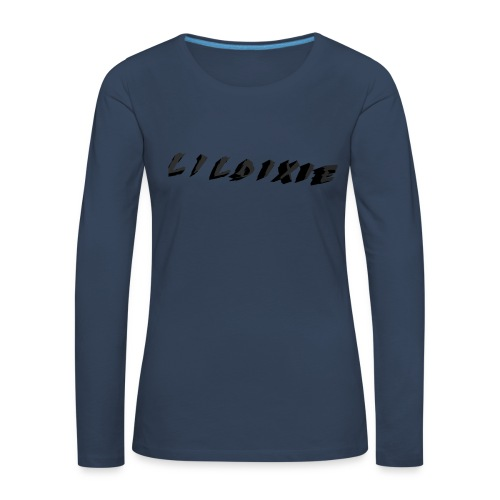 Martyric Logo Design Top Right - Women's Premium Longsleeve Shirt