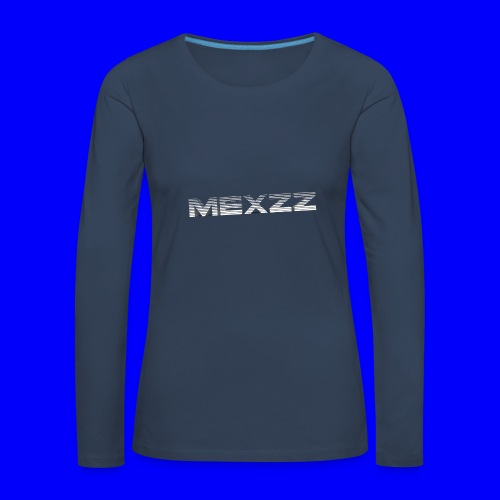 MexzZ in 's Flash - Vrouwen Premium shirt met lange mouwen