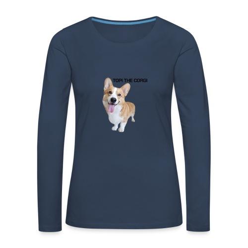 Silly Topi - Women's Premium Longsleeve Shirt