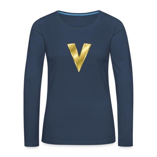 VAPID - Frauen Premium Langarmshirt