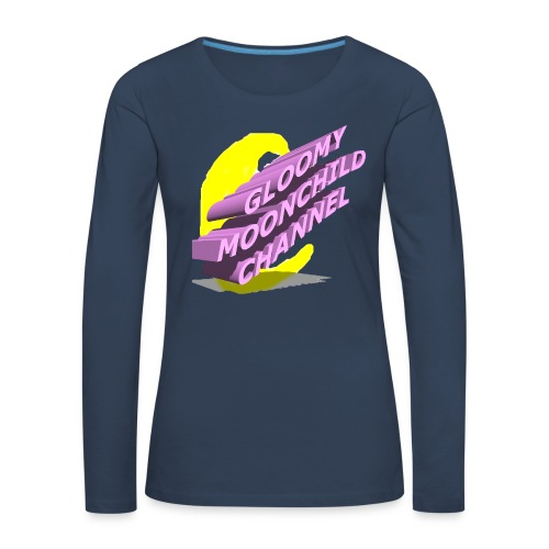 The GMChannel Logo - Women's Premium Longsleeve Shirt