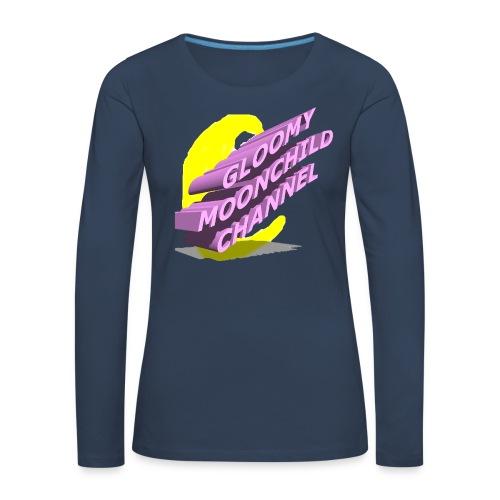 The GMChannel Logo - Women's Premium Longsleeve Shirt