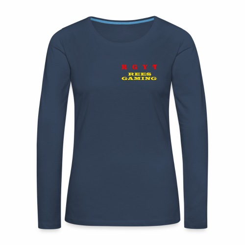 NEWLOGO Copy png - Women's Premium Longsleeve Shirt