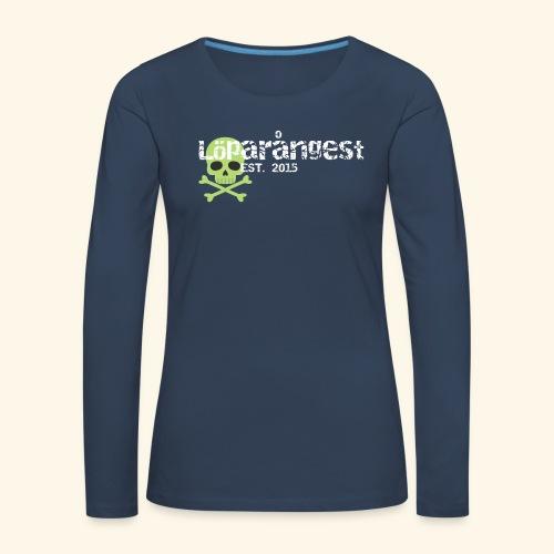 loeparangest - Långärmad premium-T-shirt dam