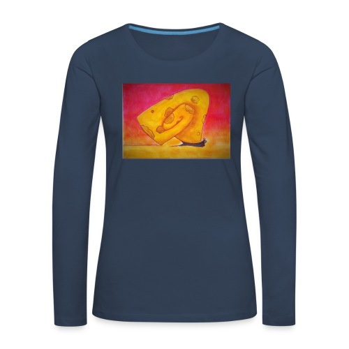 'Hope or Not' - Naisten premium pitkähihainen t-paita
