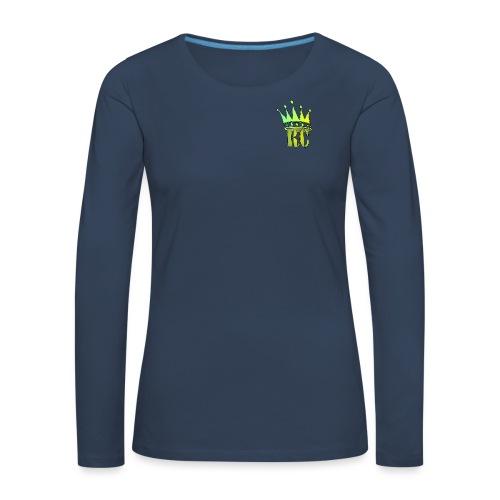 RC1 - Women's Premium Longsleeve Shirt
