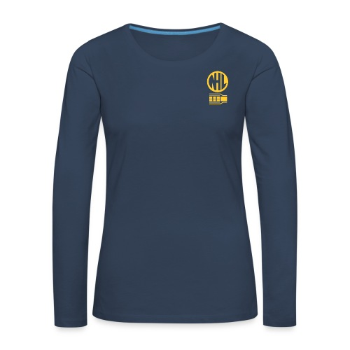 nhl1 gold - Women's Premium Longsleeve Shirt