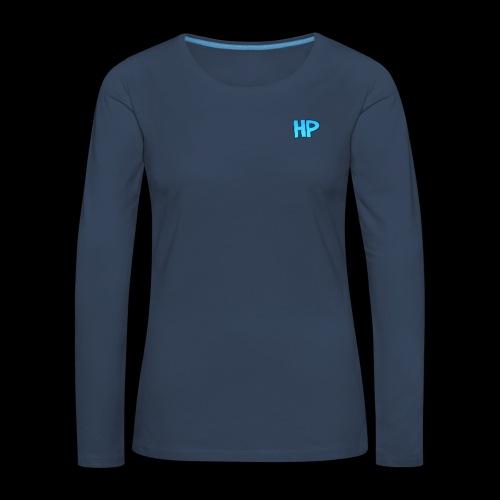 MERCH - Women's Premium Longsleeve Shirt