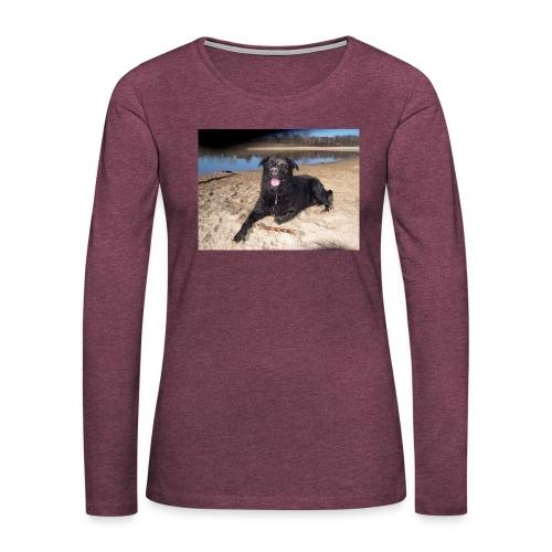 Käseköter - Women's Premium Longsleeve Shirt