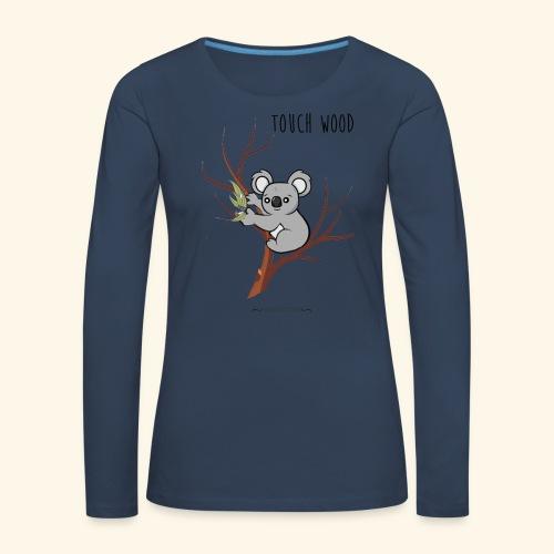 koala's tree - T-shirt manches longues Premium Femme