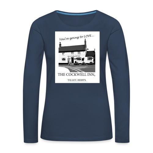 The Cockwell Inn - Women's Premium Longsleeve Shirt