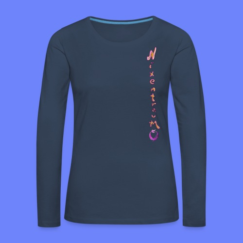 nixentraum8 - Frauen Premium Langarmshirt