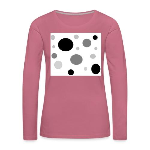k0601laaw-png - Koszulka damska Premium z długim rękawem