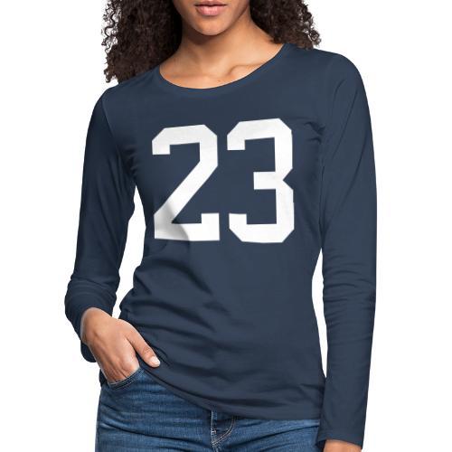 23 VISUR Stefan - Frauen Premium Langarmshirt