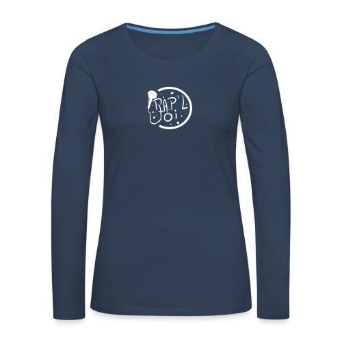 Survet Logo Rap - T-shirt manches longues Premium Femme