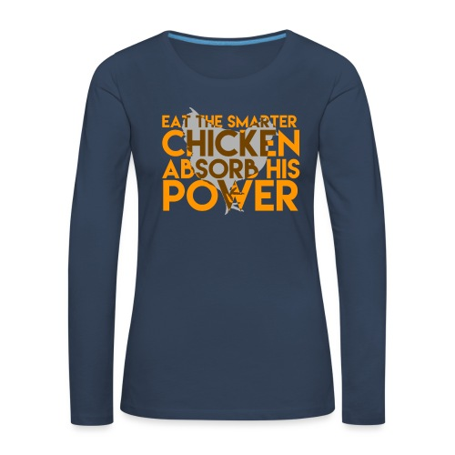 OITNB - Chicken - T-shirt manches longues Premium Femme
