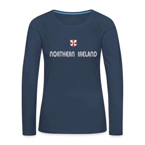 N I shield - Women's Premium Longsleeve Shirt