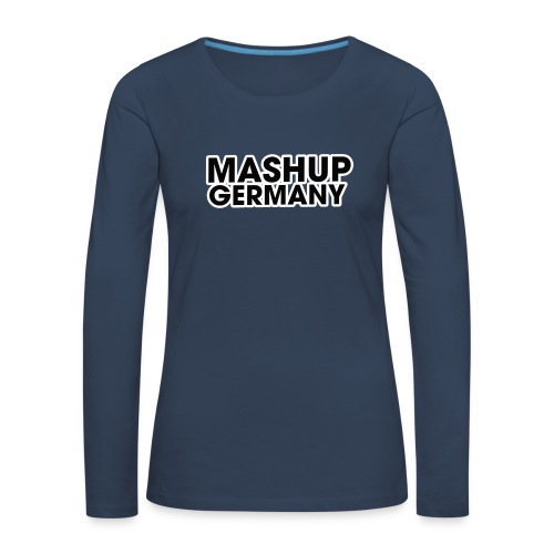 Mashup-Germany Shirt Long (Men) - Frauen Premium Langarmshirt