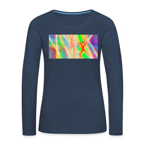 Untitled-1-jpg - Vrouwen Premium shirt met lange mouwen