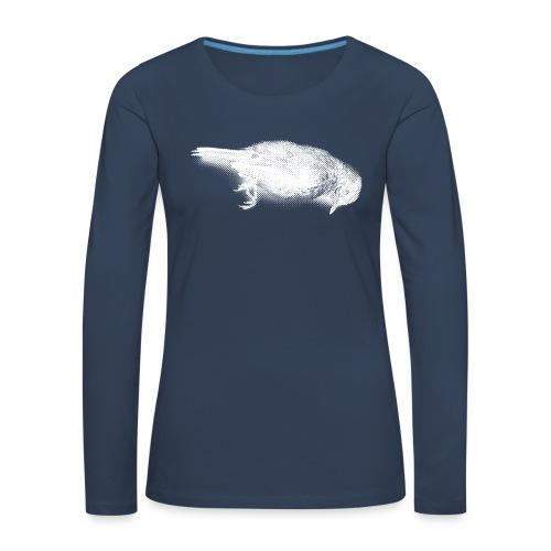 Die bird die !!! - T-shirt manches longues Premium Femme