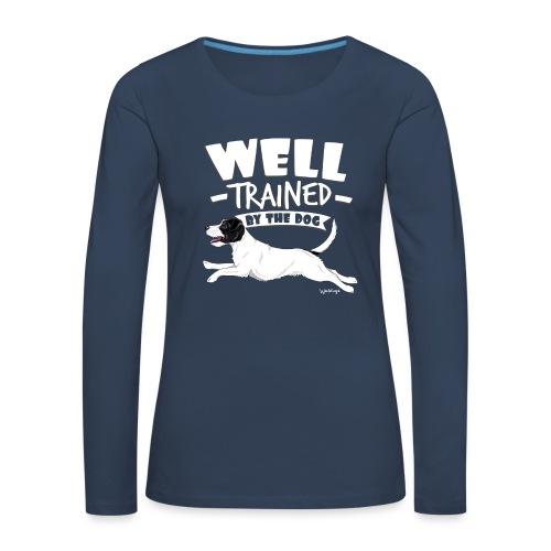 parsonwell3 - Women's Premium Longsleeve Shirt