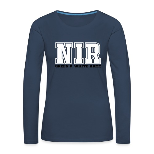 NIR - Women's Premium Longsleeve Shirt