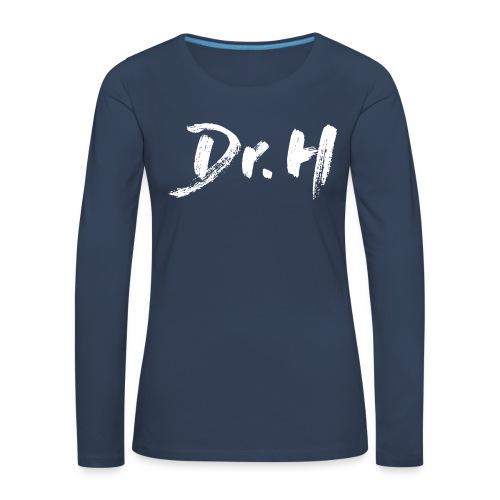 Sweat enfant Docteur H - T-shirt manches longues Premium Femme
