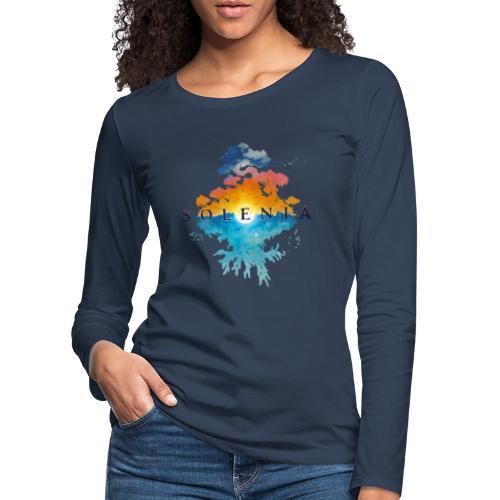 Solenia - T-shirt manches longues Premium Femme