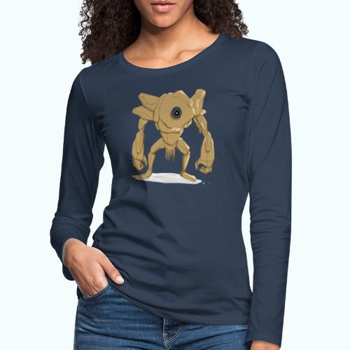 Cyclops - Women's Premium Longsleeve Shirt