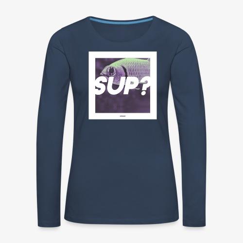 SUP #01 - Frauen Premium Langarmshirt
