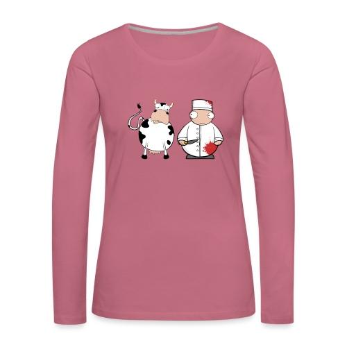 Friends ? - Camiseta de manga larga premium mujer