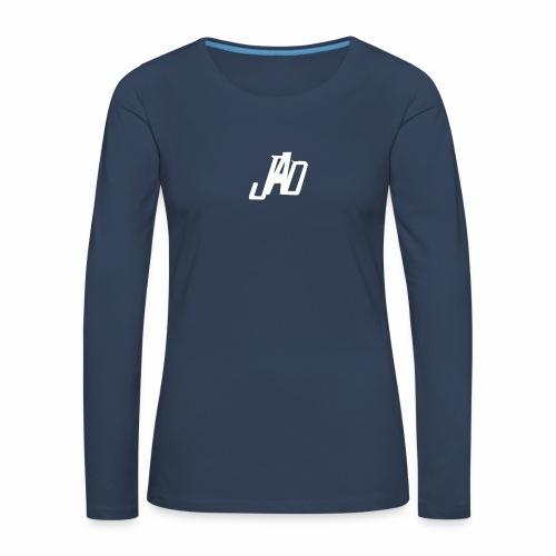 JennaAdlerDesigns - Långärmad premium-T-shirt dam