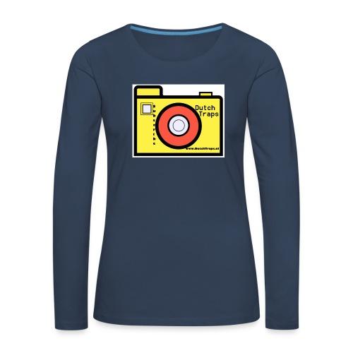 T-shirt DutchTraps - Vrouwen Premium shirt met lange mouwen