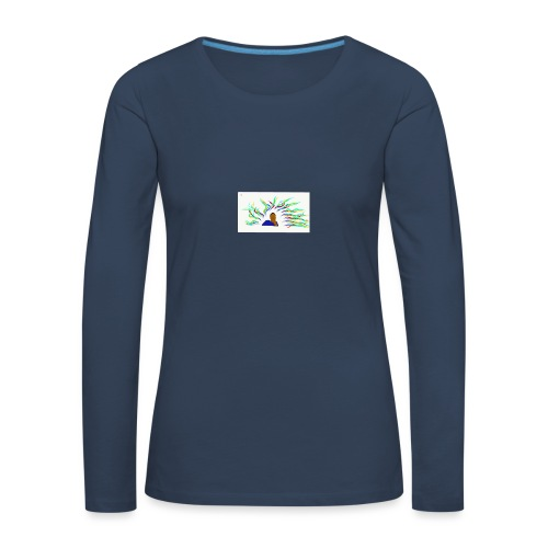 Project Drawing 1 197875703 - Women's Premium Longsleeve Shirt