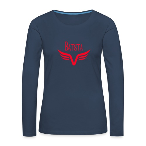 Batista - T-shirt manches longues Premium Femme
