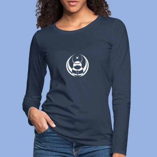 Seven nation army Blanc - T-shirt manches longues Premium Femme