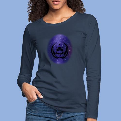 Seven nation army Space 2 - T-shirt manches longues Premium Femme