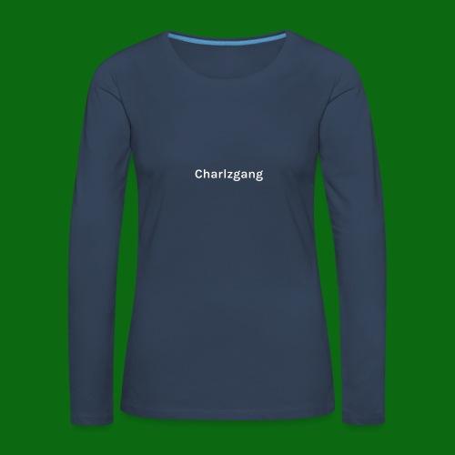 Charlzgang - Women's Premium Longsleeve Shirt