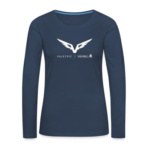 valkyriewhite - Women's Premium Longsleeve Shirt