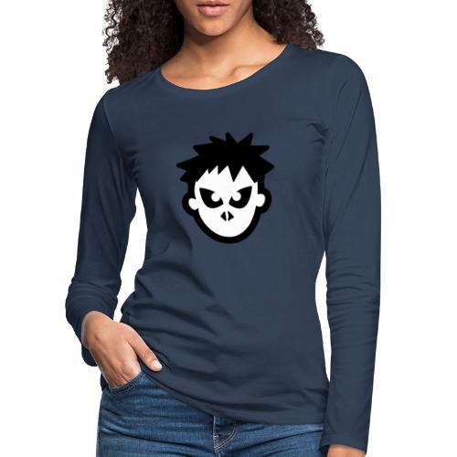 Sorskoot Head - Women's Premium Longsleeve Shirt