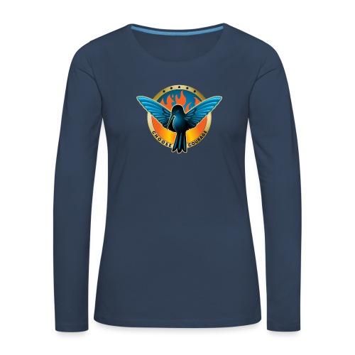 Fireblue Republic - Women's Premium Longsleeve Shirt