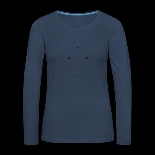 2368 - Women's Premium Longsleeve Shirt