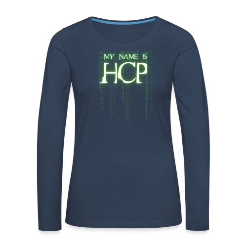 SAP HCP NEO - Jam Band 2016 Barcelona Edition - Women's Premium Longsleeve Shirt