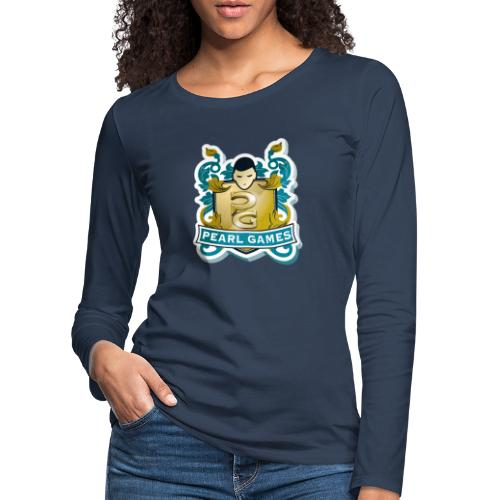 PEARL GAMES - T-shirt manches longues Premium Femme