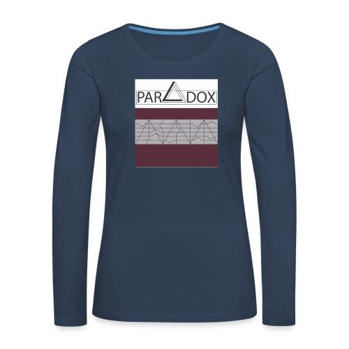 Iphone case jpg - Vrouwen Premium shirt met lange mouwen