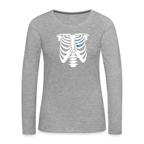 JR Heart - Women's Premium Longsleeve Shirt