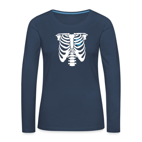 JR Heart - Women's Premium Longsleeve Shirt
