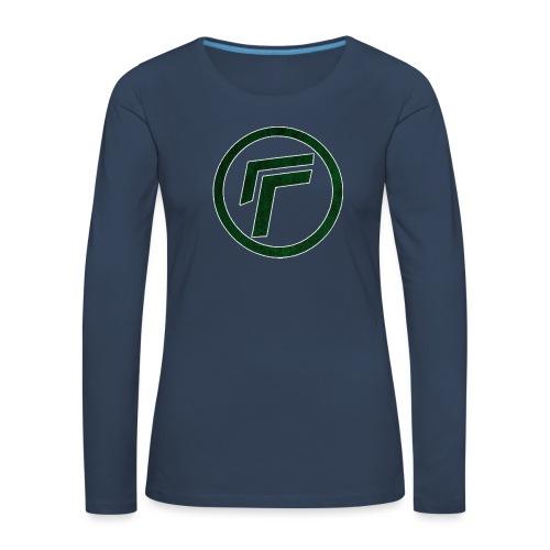 Naamloos 1 png - Women's Premium Longsleeve Shirt