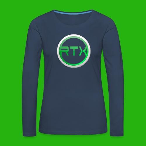 Logo Shirt - Women's Premium Longsleeve Shirt